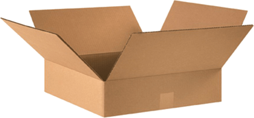 6 x 6 x 2 Corrugated Box